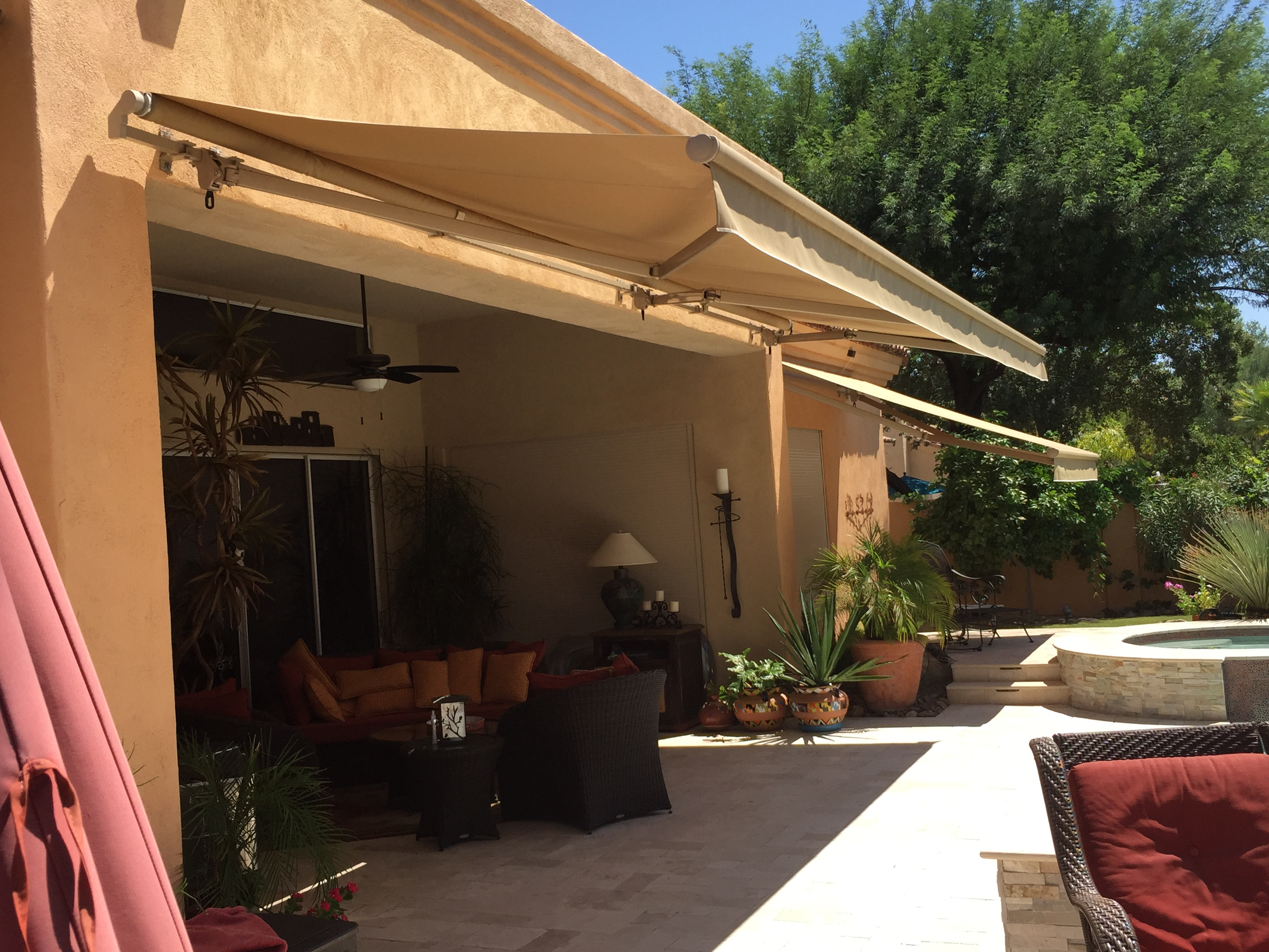 Az Sun Solutions Patio Screens Awnings And Security