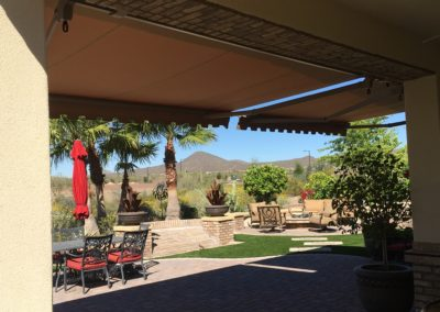 Retractable Awnings | AZ Sun Solutions