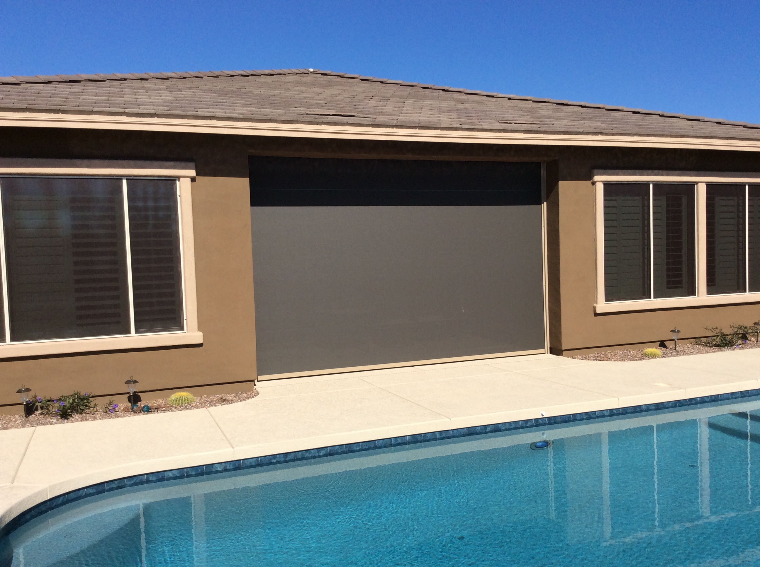 Sun Screens | AZ Sun Solutions