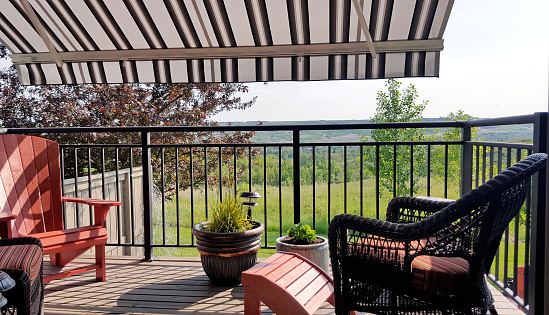 5 Different Types of Awnings