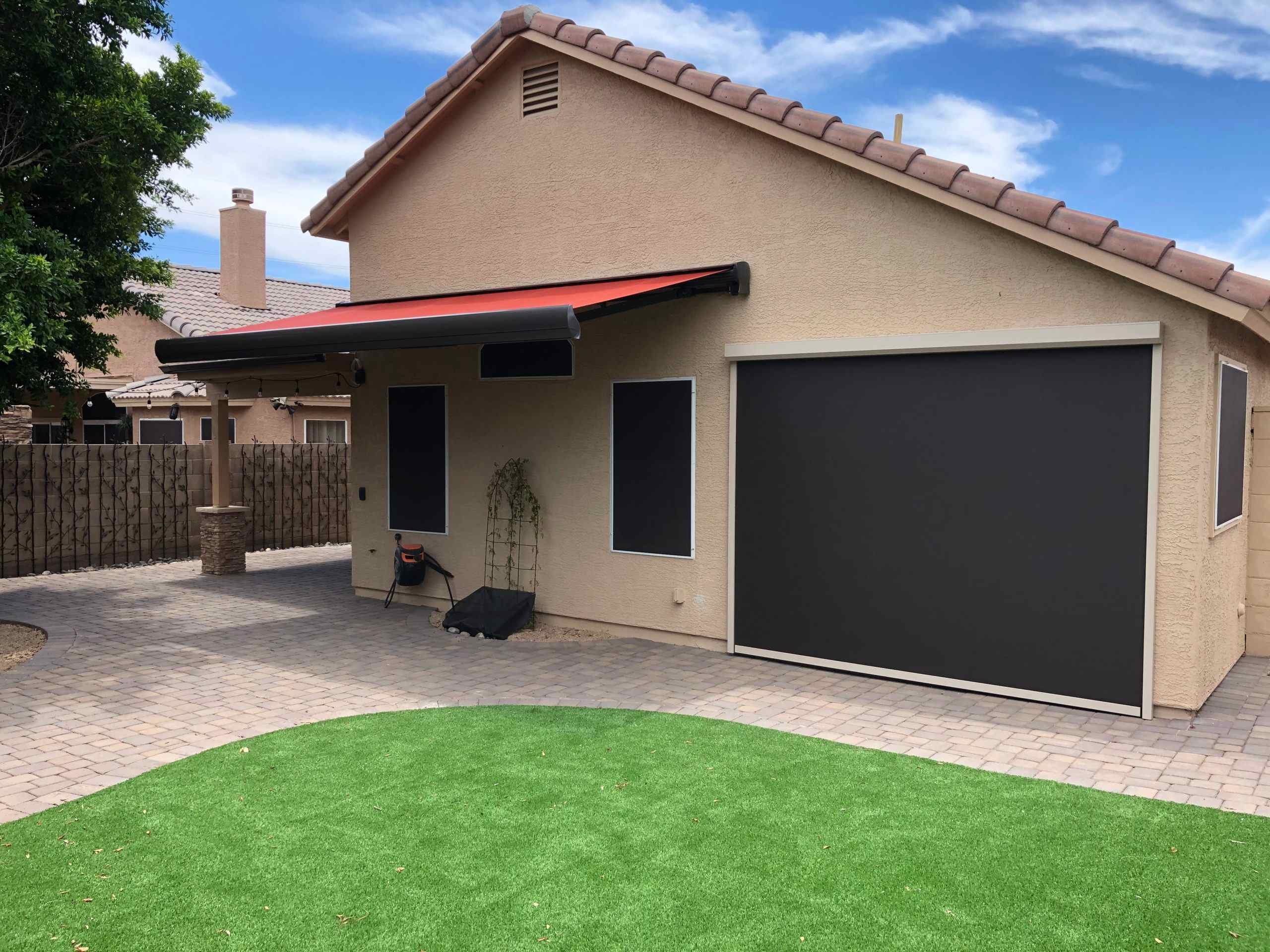 Tucson Awnings and Screens